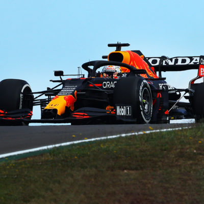 Formel 1 Max Verstappen Red Bull Portugal GP 2021 Quali