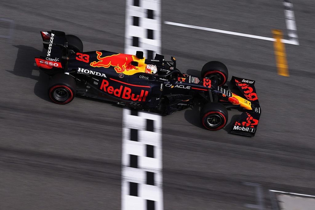 Formel 1 Max Verstappen Red Bull Spanien GP 2021