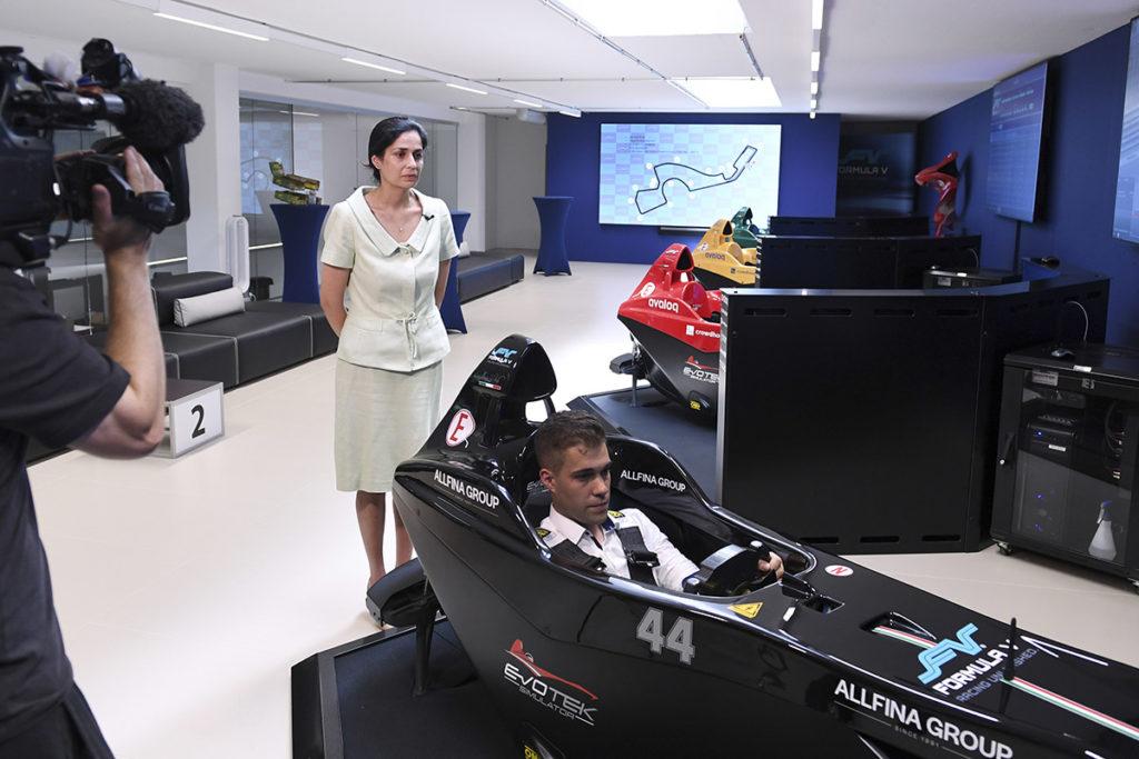 Racing Unleashed Monisha Kaltenborn Simracing