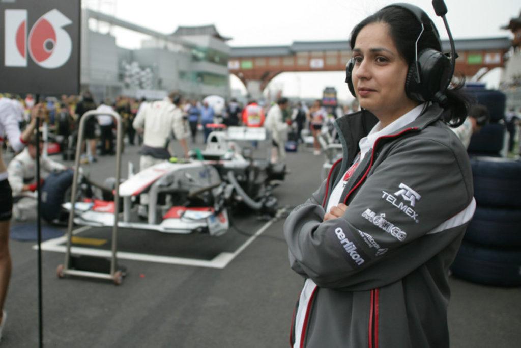 Formel 1 Monisha Kaltenborn Sauber