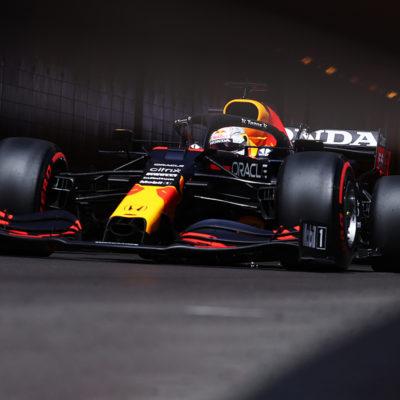 Formel 1 Max Verstappen Red Bull Monaco GP 2021