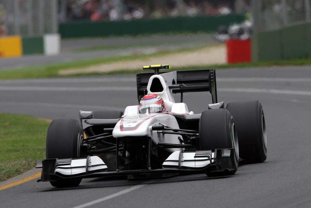 Formel 1 Sauber C29 Kobayashi 2010