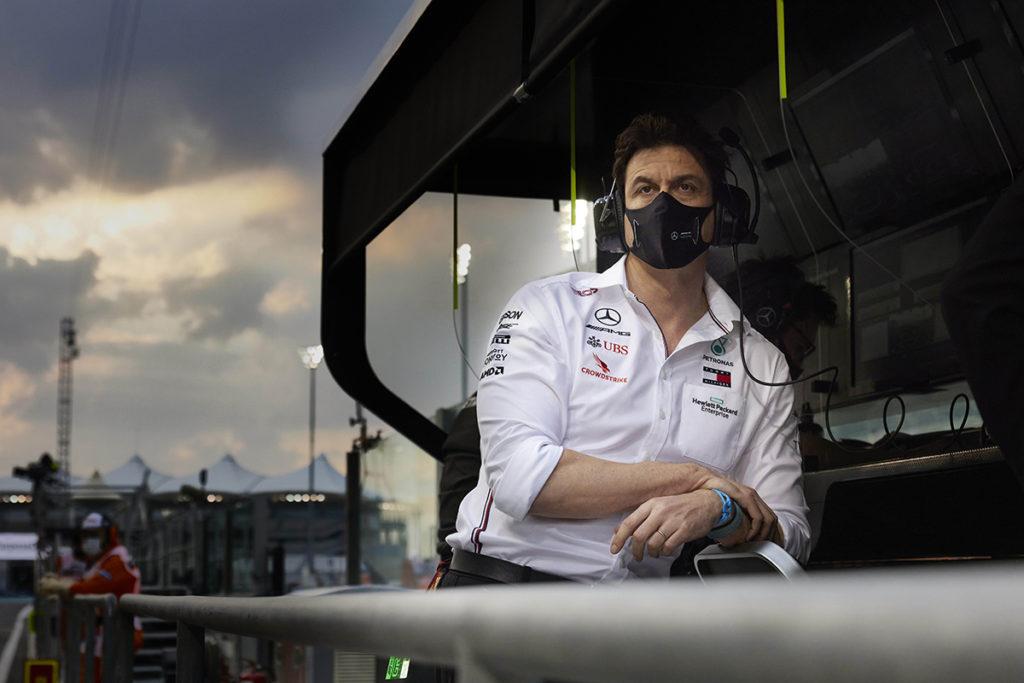 Formel 1 Toto Wolff Mercedes Teamchef