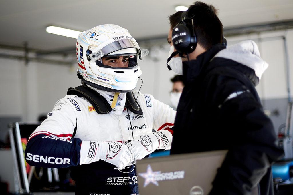 Formel 3 ART Motorsport Juan Manuel Correa