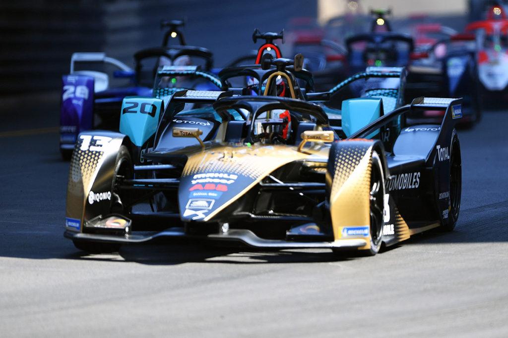 Formel E Monaco ePrix Da Costa Techeetah 2021