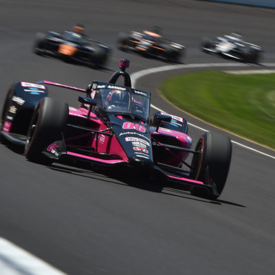 IndyCar Indy 500 Castroneves Sieger 2021