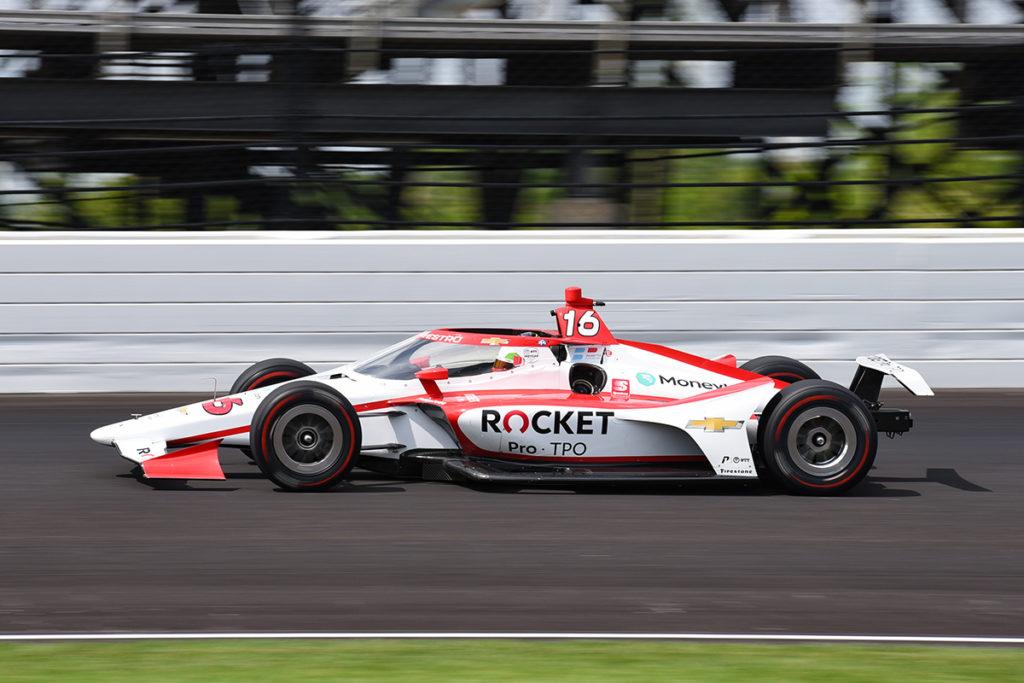 Indycar de Silvestro Indy 500 2021 02