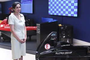 Racing Unleashed CEO Monisha Kaltenborn Simracing