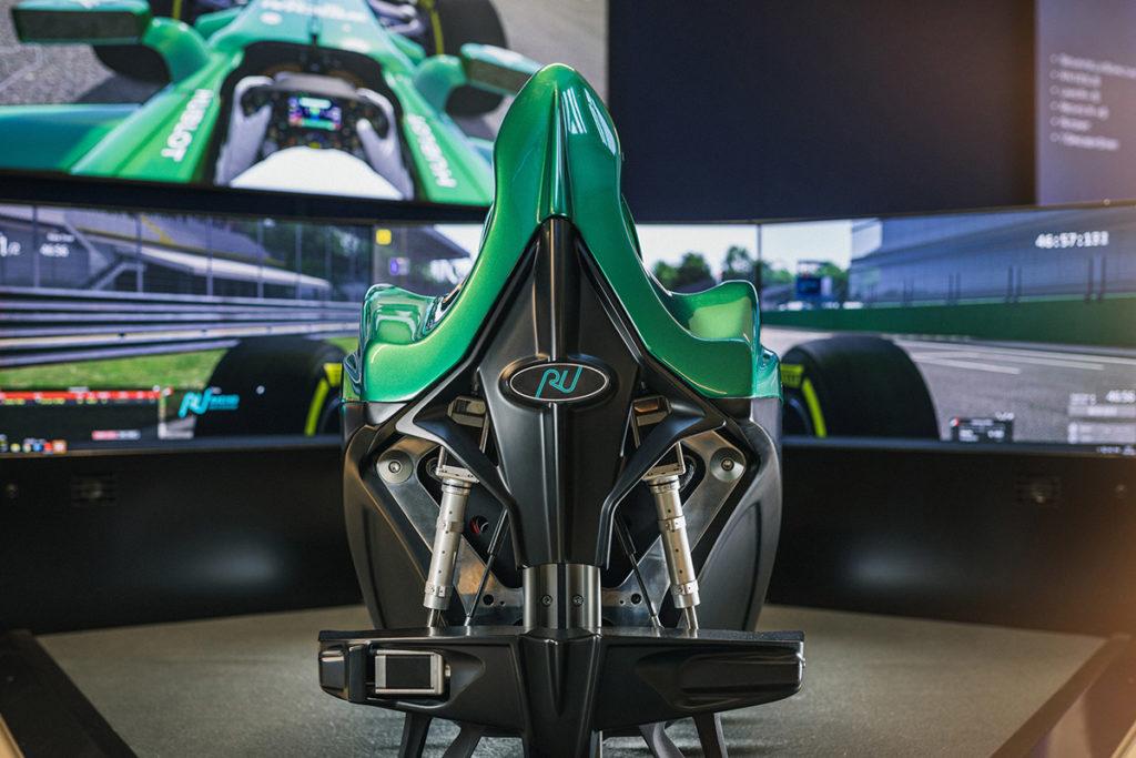 Racing Unleashed Sim Racing 2021