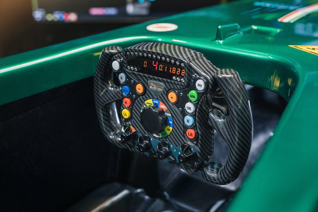 Racing Unleashed Simulator Simracing 2021