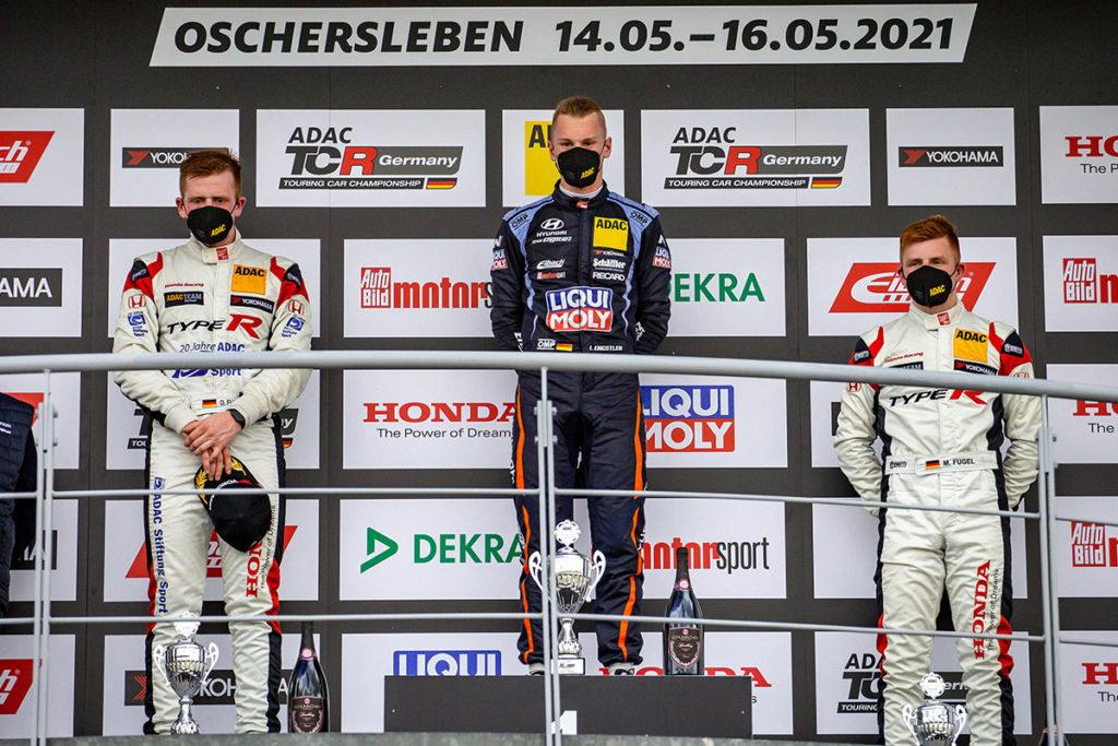 TCR Germany Oschersleben Luca Engstler 2021