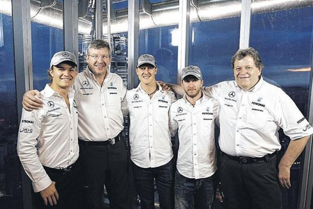 Formel 1 Nick Heidfeld