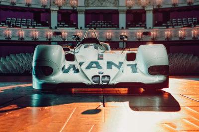 BMW IMSA Daytona Hypercar 2023