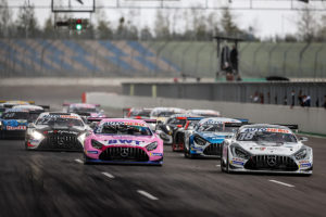 DTM Test 2021 Lausitzring