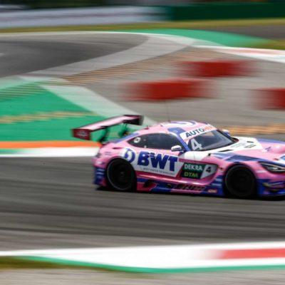 DTM, Mercedes, Berger, Monza