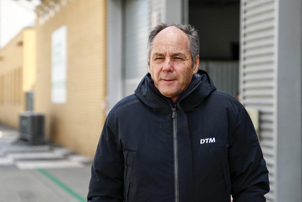 DTM Boss Gerhard Berger 2021