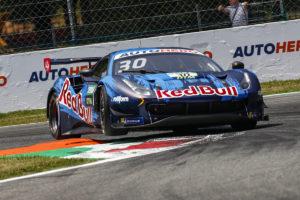 DTM Lawson Ferrari Monza 2021