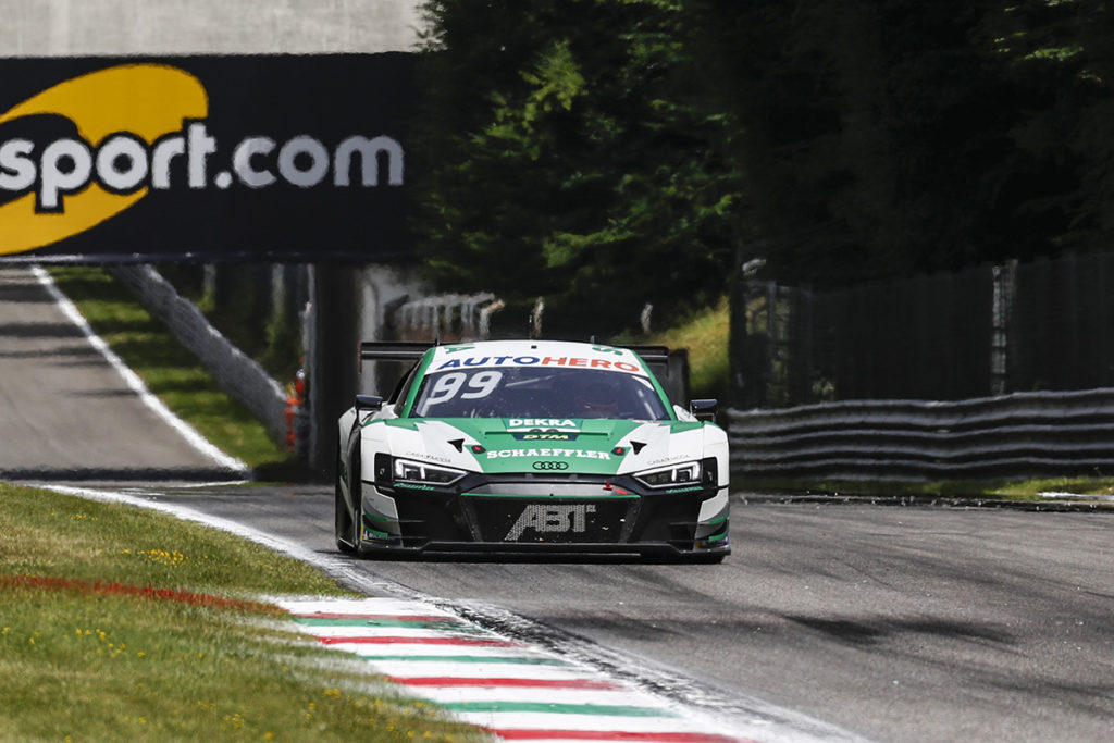 DTM Sophia Flörsch Monza 2021