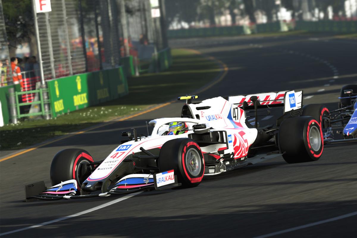 F1 2021 Erster Test Des Formel 1 Spiels News Zum Game