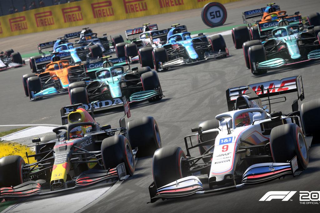 F1 2021 das offizielle Spiel zur Formel 1 2021