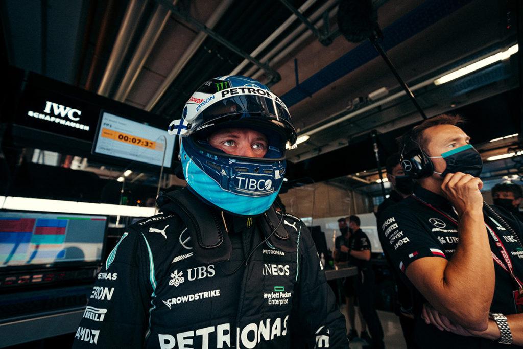 Formel 1 Valtteri Bottas Spielberg 2021