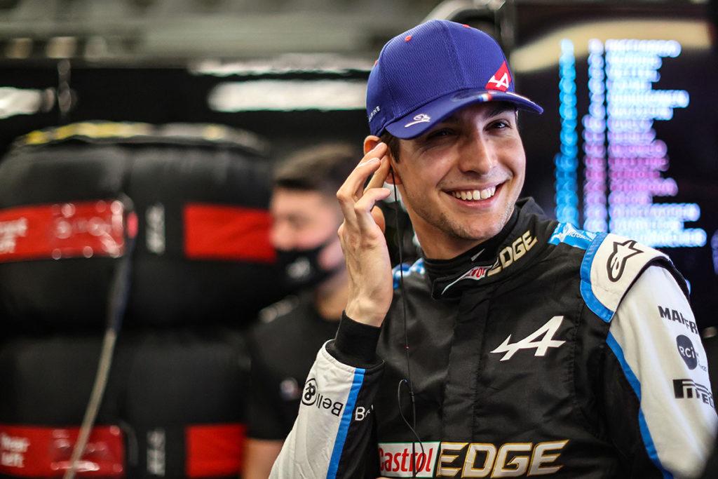 Formel 1 Esteban Ocon Alpine