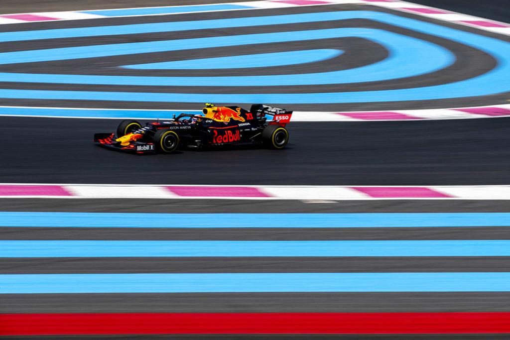 Formel 1 Frankreich GP