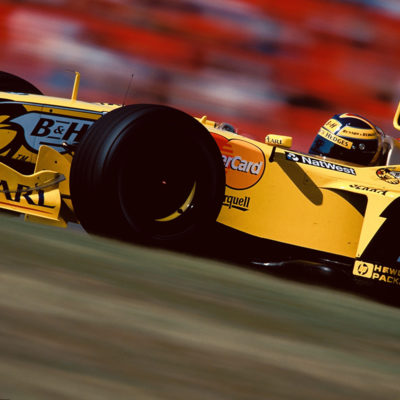 Formel 1 Frentzen Jordan 3 2