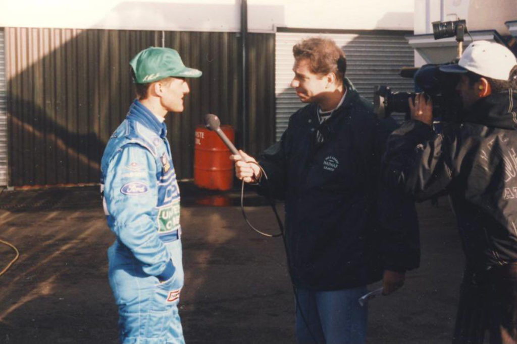 Formel 1 Kai Ebel Michael Schumacher 3 2