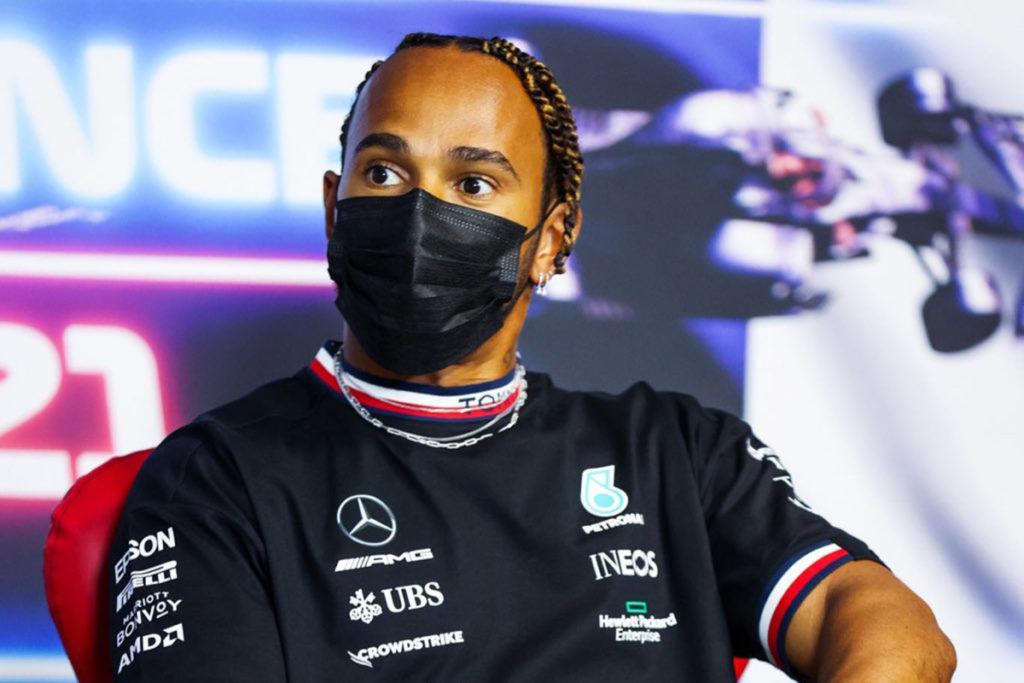 Formel 1 Lewis Hamilton Mercedes Frankreich GP
