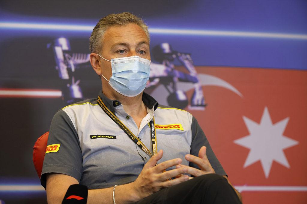 Formel 1 Pirelli Mario Isola