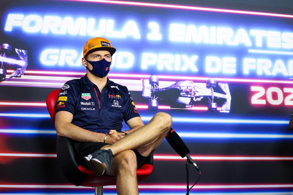 Formel 1 Max Verstappen kritisiert Pirelli Red Bull French GP