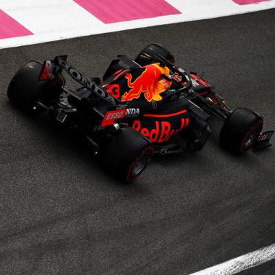Formel 1 Max Verstappen Red Bull Frankreich GP Quali 2021