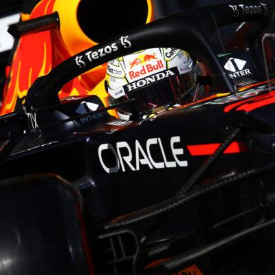 Formel 1 Max Verstappen Red Bull Steiermark GP Quali Spielberg 2021 01