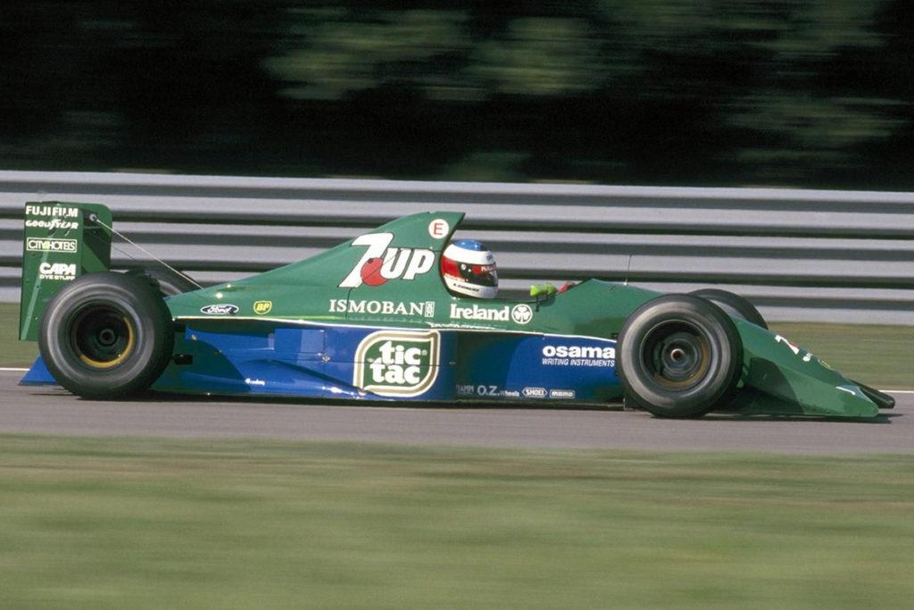 Formel 1 Michael Schumacher Jordan 1991 01