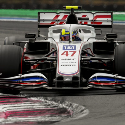 Formel 1 Mick Schumacher Haas Frankreich GP 2021 Quali