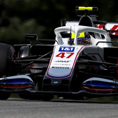 Formel 1 Mick Schumacher Steiermark GP 2021 Spielberg