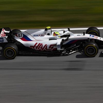 Formel 1 Mick Schumacher Steiermark GP 2021 Spielberg 01