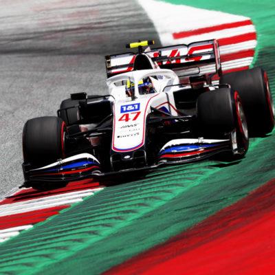 Formel 1 Mick Schumacher Steiermark GP Quali 2021 Spielberg 01