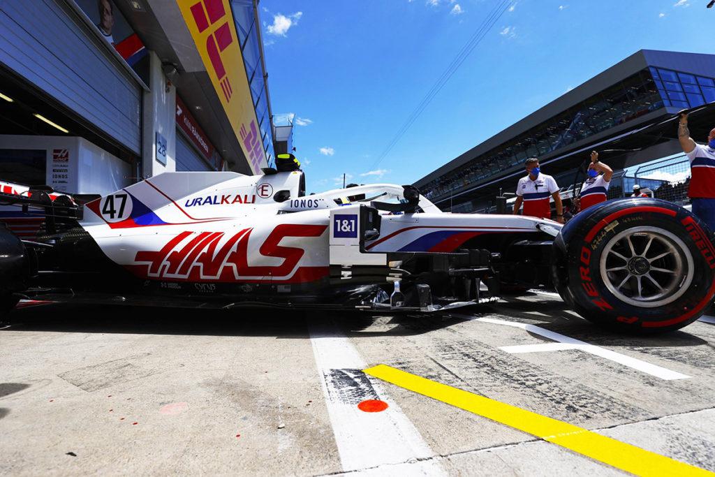 Formel 1 Mick Schumacher Steiermark GP Quali 2021 Spielberg 02