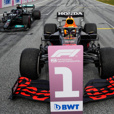Formel 1 Max Verstappen Steiermark GP Sieger Spielberg Red Bull Rennen 2021
