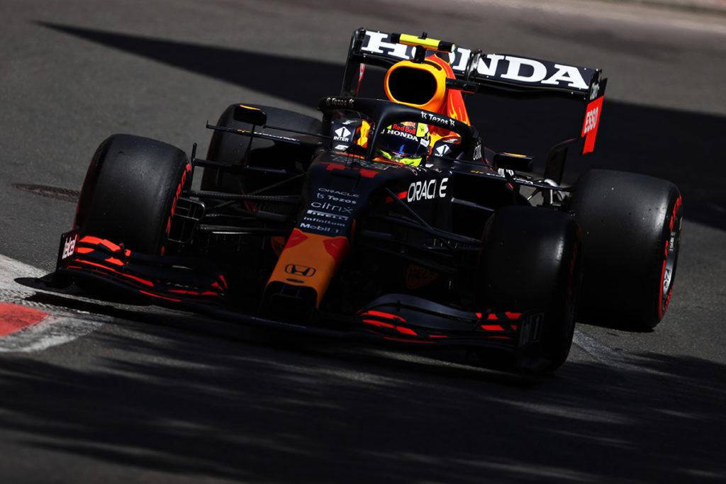Formel 1 Sergio Perez Red Bull Aserbaidschan GP 2021 Quali