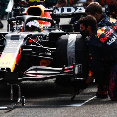 Formel 1 Pirelli Heizdecken 2021