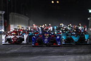 FIA Formula E Formel E 2021 Start