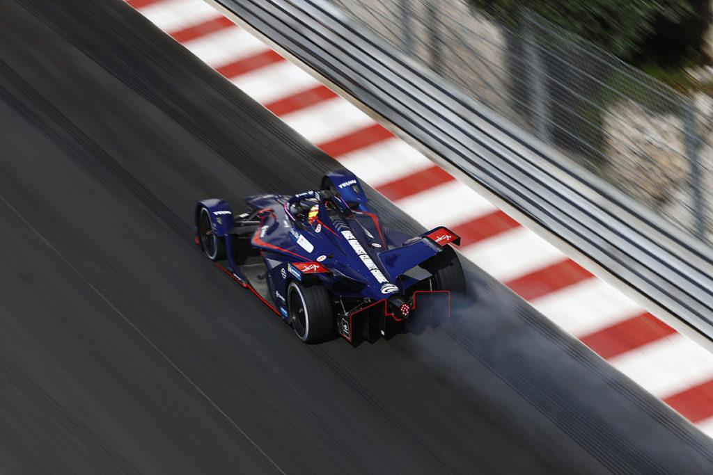 Robin Frijns Formel E Formula E 2021