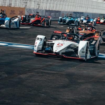 Formel E Wehrlein Porsche Mexiko 3 2