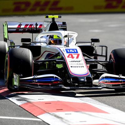 Mick Schumacher Formel 1 Aserbaidschan GP 2021