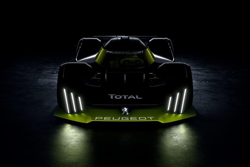 PEUGEOT Hypercar Le Mans