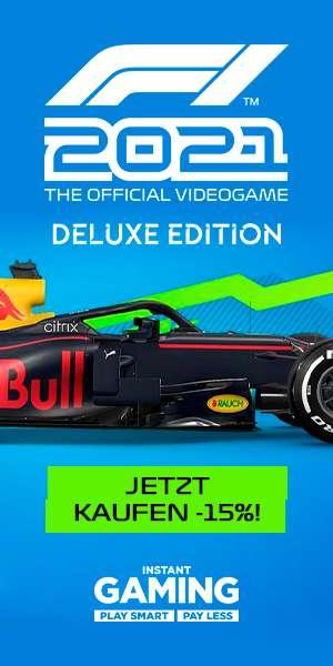F1 2021 angespielt, erster Test