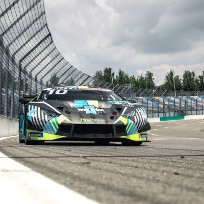 DTM Lamborghini Lausitzring 2021